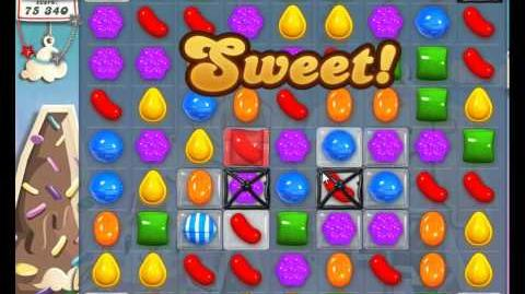 Candy Crush Saga Level 41