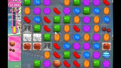 Candy Crush Saga Level 142 - 3 Star - no boosters