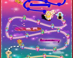 Bubbly Bog map