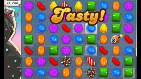 Candy Crush Saga Level 105