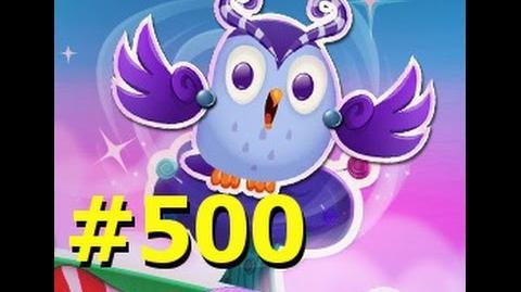 Candy Crush Saga Dreamworld - Level 500 - NO BOOSTERS