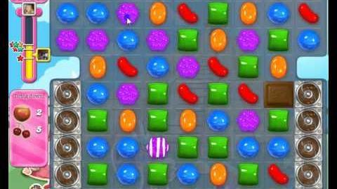 Candy Crush Saga Level 325 NEW VERSION