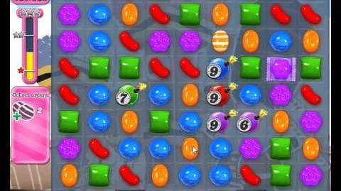 Candy Crush Saga Level 384