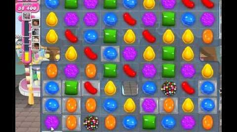 How to beat Candy Crush Saga Level 10 - 3 Stars - No Boosters - 107