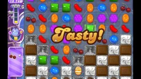 Candy Crush Saga Dreamworld Level 484 (Traumwelt)