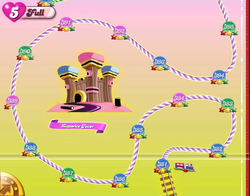 Licorice Tower Map Mobile