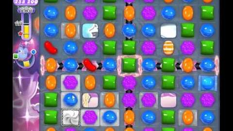Candy Crush Saga Dreamworld Level 580 (Traumwelt)