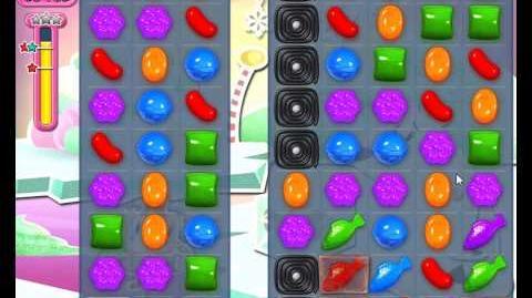 Candy Crush Saga Level 250
