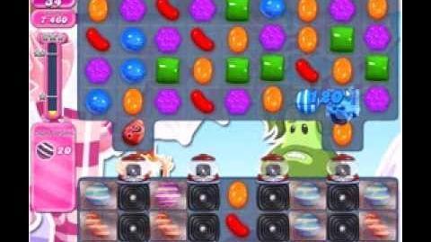 Candy Crush Saga Level 493 2 stars NO BOOSTERS