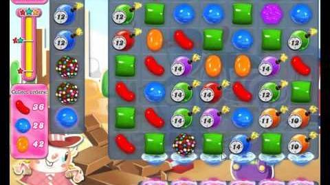 Candy Crush Saga Level 455