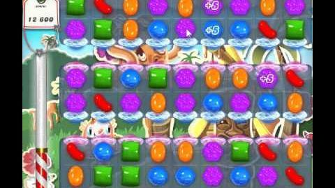 Candy Crush Saga Level 189-0