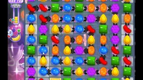 Candy Crush Saga Dreamworld Level 590 (Traumwelt)