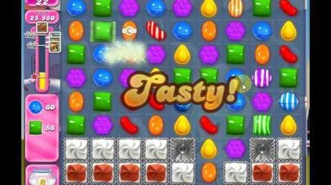 Candy Crush Saga Level 365 (Version 2) ★★★