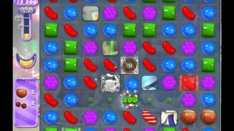 Candy Crush Saga Dreamworld Level 523 (Traumwelt)