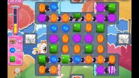 Candy Crush Saga Level 1696 - NO BOOSTERS