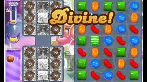 Candy Crush Saga Dreamworld Level 200 (Traumwelt)