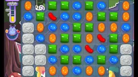 Candy Crush Saga Dreamworld Level 4 (Traumland)