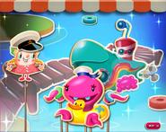 Sparkle Submarino Scene