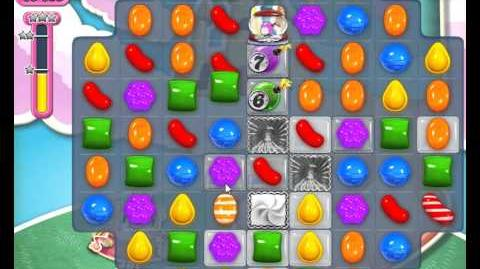 Candy Crush Saga Level 284