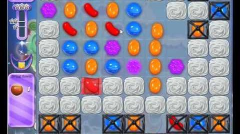 Candy Crush Saga Dreamworld Level 55 (Traumland)