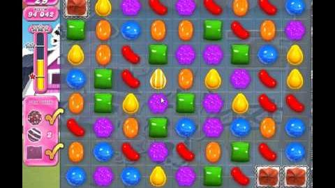 Candy Crush Saga Level 236 - 2 Star - no boosters
