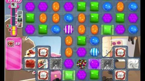 Candy Crush Saga LEVEL 2153 NO BOOSTERS (25 moves)