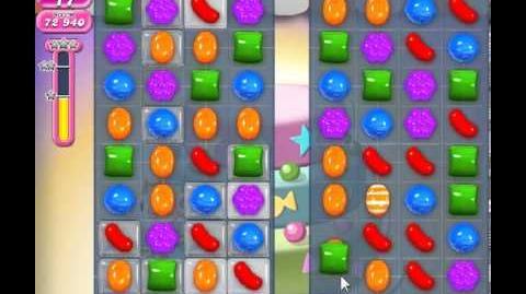 Candy Crush Saga Level 210 no boosters