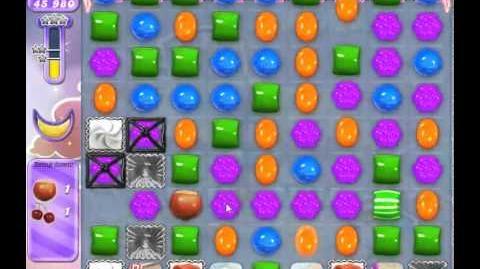 Candy Crush Saga Dreamworld Level 568 (Traumwelt)