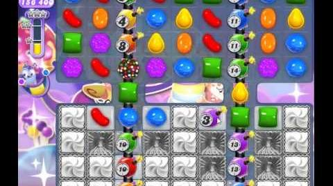 Candy Crush Saga Dreamworld Level 541 (Traumwelt)