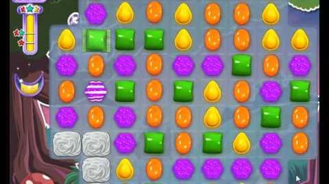 Candy Crush Saga Dreamworld Level 2 (Traumland)