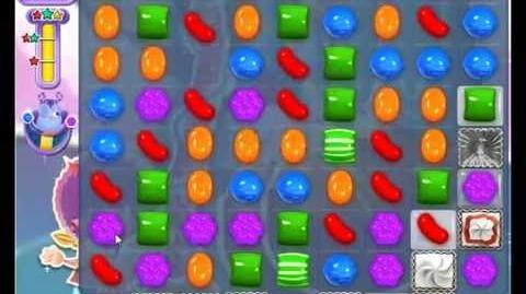 Candy Crush Saga Dreamworld Level 290 (Traumwelt)