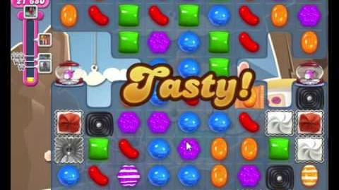 Candy Crush Saga LEVEL 2161 NO BOOSTERS (30 moves)