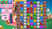 Level 144 mobile new colour scheme