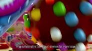 Bubblegum Troll hit by a colour bomb (720p)