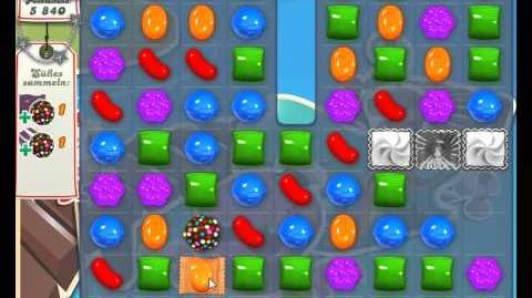 Candy Crush Saga Level 132