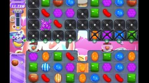 Candy Crush Saga Dreamworld Level 610 (No booster, 3 Stars)