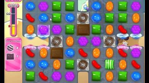 Candy Crush Saga Level 162 NEW