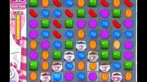 Candy Crush Saga Level 490 3 stars NO BOOSTERS