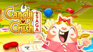 Candy crush saga bg