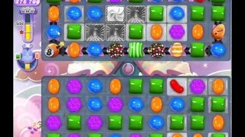 Candy Crush Saga Dreamworld Level 575 (Traumwelt)