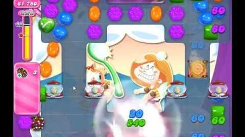 Candy Crush Saga Level 2268 - NO BOOSTERS