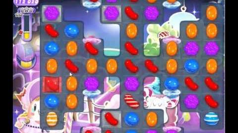 Candy Crush Saga Dreamworld Level 458 (Traumwelt)