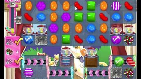 Candy Crush Saga LEVEL 2307 NO BOOSTERS (new version)