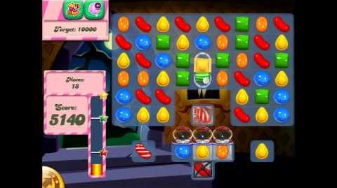 Candy Crush Saga Level 218 (No Boosters 3★) iPad 4