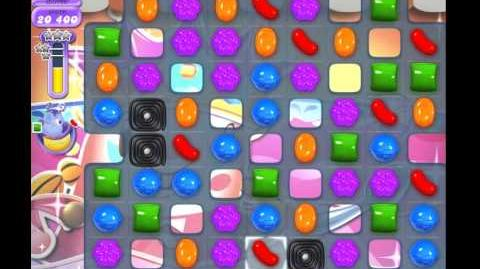 Candy Crush Saga Dreamworld Level 609 (No booster, 3 Stars)