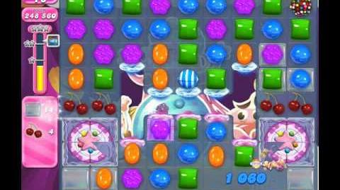 Candy Crush Saga Level 1990 ( New with 34 Moves ) No Boosters 2 Stars