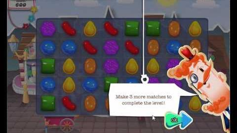 Candy Crush Saga Level 1