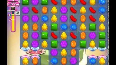 How to beat Candy Crush Saga Level 201 - 2 Stars - No Boosters - 206,640pts