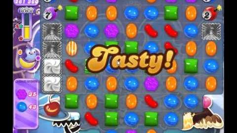 Candy Crush Saga Dreamworld Level 482 (Traumwelt)