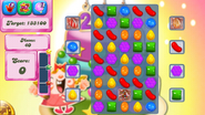 Level 207 mobile new colour scheme (after candies settle)